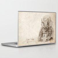bouletcorp Laptop & iPad Skins featuring Béatrice E. Ratops by Bouletcorp