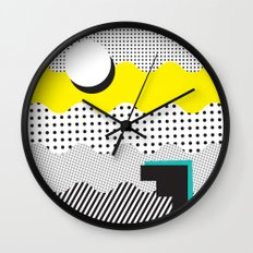 SHAPE SHIFTER Wall Clock
