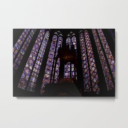 Sainte-Chapelle Metal Print