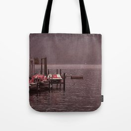 Lugano Vintage Tote Bag