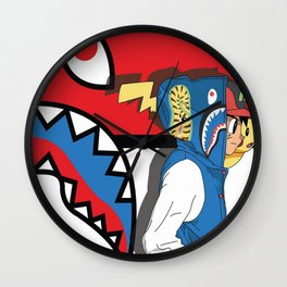 Bape Takesi Wall Clock