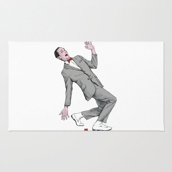 Pee Wee Herman #2 Rug