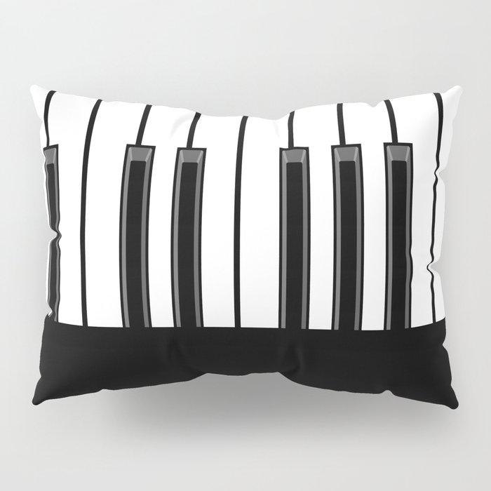 Ebony & Ivory Pillow Sham