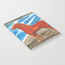 The Red Stallion Notebook