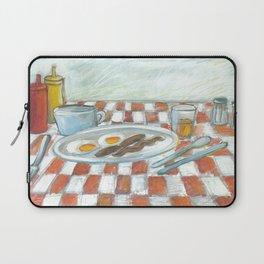 All American Breakfast 2 Laptop Sleeve