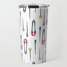 Pins and Needles Travel Mug