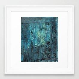 Monsoon Musings Framed Art Print