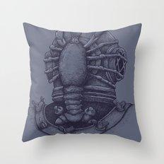 The Deadliest Catch Throw Pillow