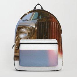 vintage rolls Backpack