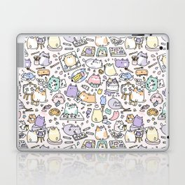 Artsy Cats Laptop & iPad Skin