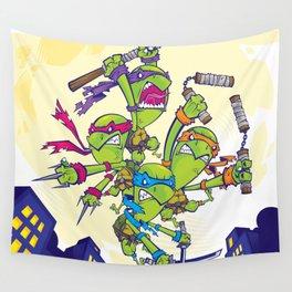 COWABUNGA! Wall Tapestry