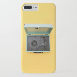 Lionel's Record Player iPhone Case