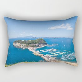 Nisida, Bay of Naples Rectangular Pillow