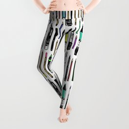 Pent Up Creativity (Color) Leggings