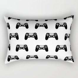 PS4 Controllers Rectangular Pillow