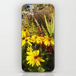 Floral Print 028 iPhone Skin