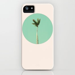 The Palm Life iPhone Case