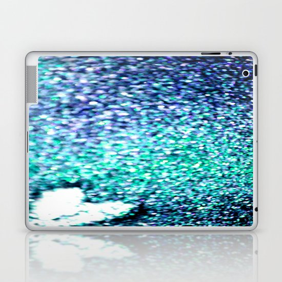 Ocean Steel Laptop & iPad Skin