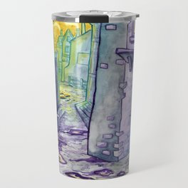 Alleyway Travel Mug