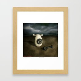 EiPHONE Framed Art Print