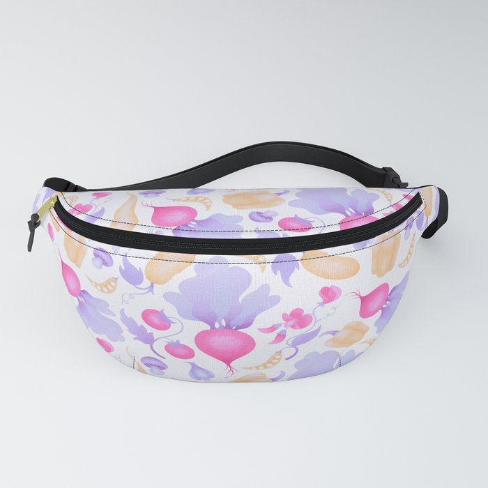 Vegetables (neon) Fanny Pack