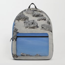 Stone forest Backpack
