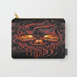 Bloody Red Skeletons Carry-All Pouch
