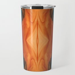 The Great Spirit - Abstract Art By Sharon Cummings Travel Mug