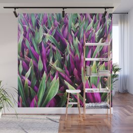Two Sided Wall Mural