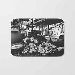 Three Sisters Bath Mat