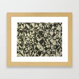 50 Hidden Symbols Framed Art Print