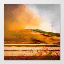 Modifed  Tuscany 2 Canvas Print