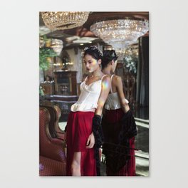 Muse #2 Canvas Print