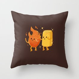 friday night!  Throw Pillow