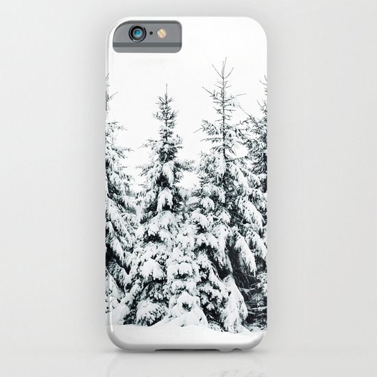 Snow Porn iPhone & iPod Case