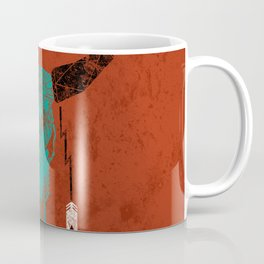 Southwest Skull Coffee Mug