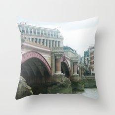 Embankment Throw Pillow