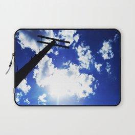 Blue Blue Sky Skies Laptop Sleeve