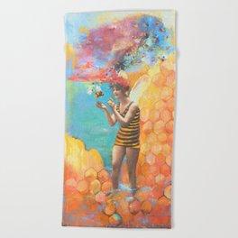 Sweet Dream Beach Towel
