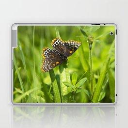 Pretty Butterfly Laptop & iPad Skin