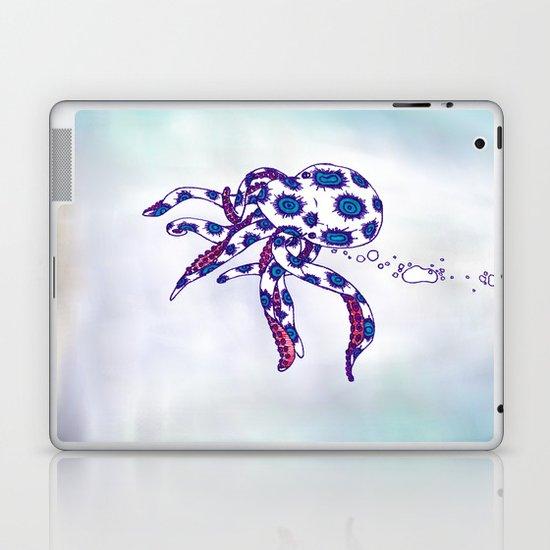 Octo Pus Laptop & iPad Skin
