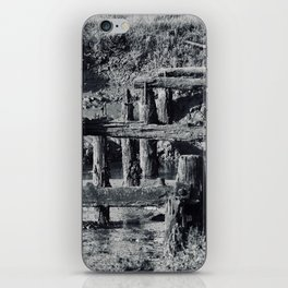 WELLS NEXT THE SEA iPhone Skin