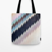 mirror Tote Bags featuring mirror by spinL