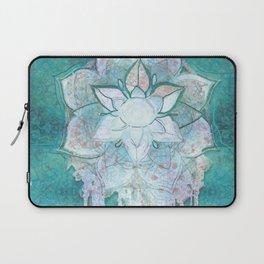 Turq Mandala Laptop Sleeve