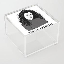 Darlene Conner Print Acrylic Box