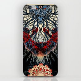 From Where its Roots Run (color) iPhone Skin