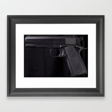 M1911, Made in China Framed Art Print