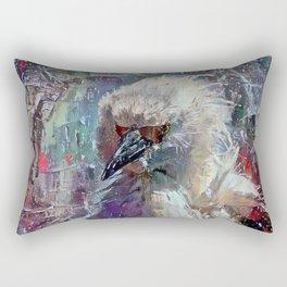 Hunting Rectangular Pillow