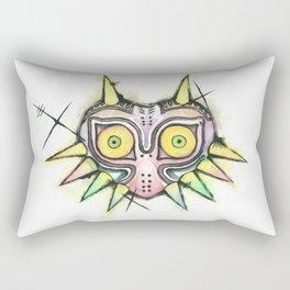 Majora's Mask Rectangular Pillow