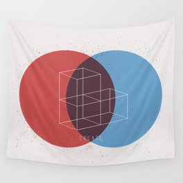 create together Wall Tapestry